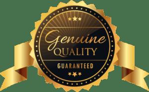 #1 Genuine Quality